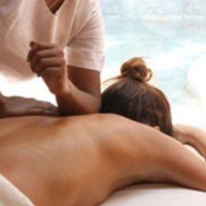 Massage deep tissue face postérieure – 45 min