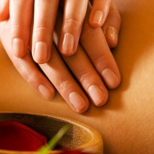 Massage Dos, Visage ou mains