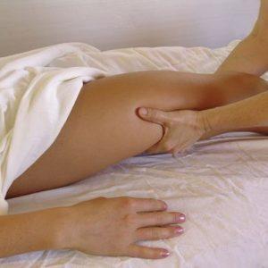 Massage bas du corps